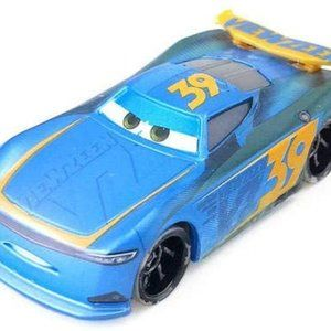 Fireball Beach Jackson Storm Die-Cast Vehicle